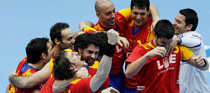 2011 El Balonmano Español Se Abona Al Bronce últimas Noticias De Deportes Cadena Ser
