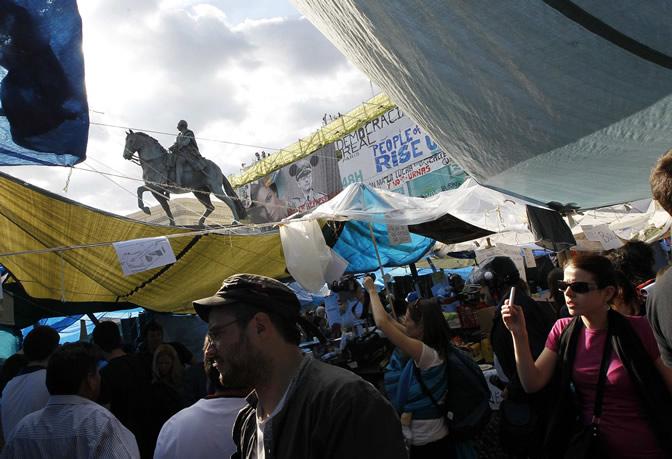 La Policía no disolverá las protestas convocadas en Madrid