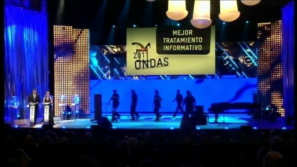 Los mejores momentos de la gala de los Premios Ondas