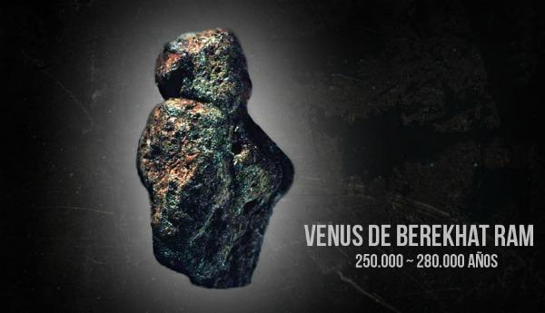 'Venus de Berekhat Ram'