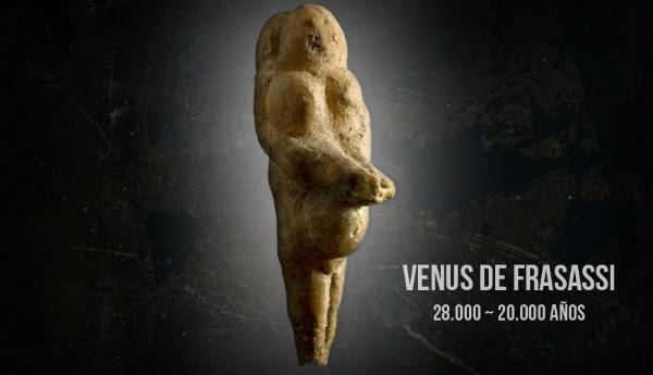 'Venus de Frasassi'
