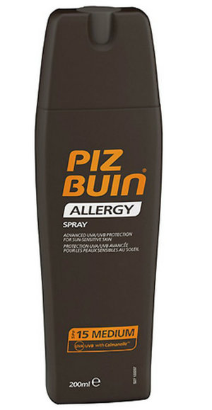 ALLERGY Spray SPF 15 Piz Buin