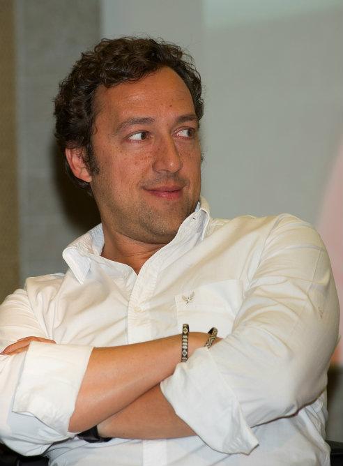José Antonio Ponseti, durante la presentación de la nueva Cadena SER