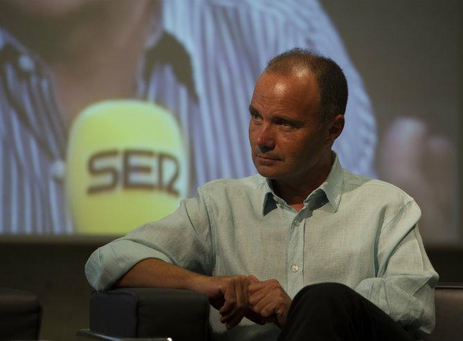 José Antonio Marcos, director de Hora 14, durante la presentación de la nueva temporada