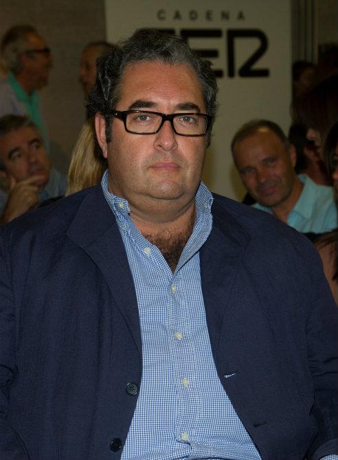 Antonio Hernández Rodicio, director de Informativos de la Cadena SER