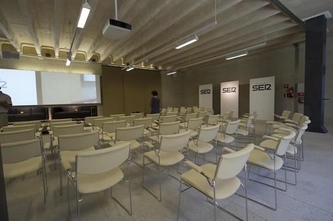 El Colegio Oficial de Arquitectos de Madrid acoge el acto de presentación de la nueva temporada de la Cadena SER