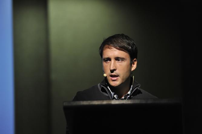 El director de CadenaSER.com, Miguel Ángel Muñoz Encinas, presenta la nueva temporada de Cadena SER
