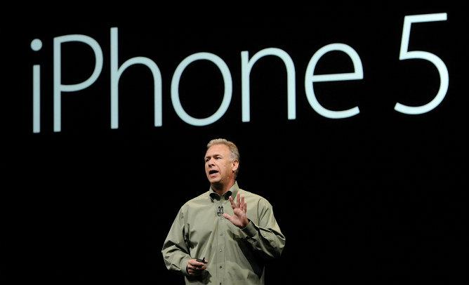 Es oficial, el iPhone 5 ya está aquí