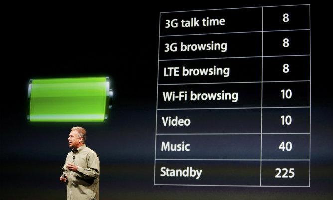 Phil Schiller habla de las características del iPhone 5