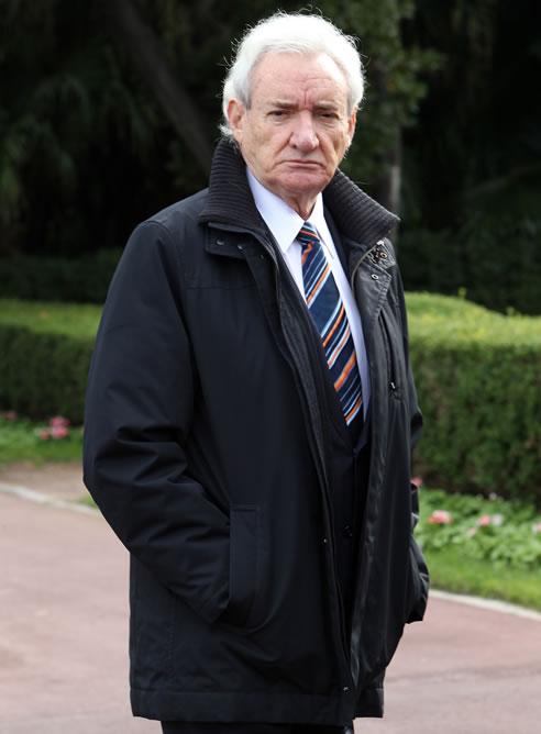 El periodista Luis del Olmo ha sido premiado con un Ondas especial del jurado en 2012