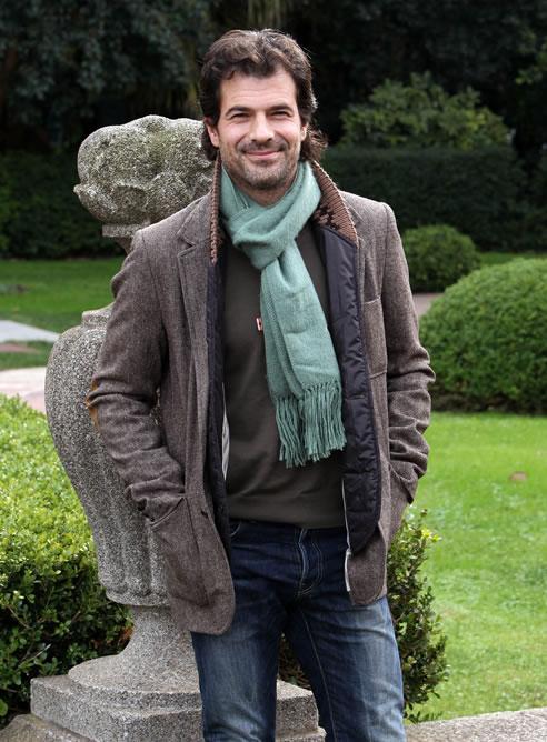El actor interpreta a Fernando de Aragón en 'Isabel', premiada como mejor serie nacional en los Ondas 2012