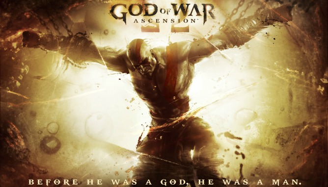 'God Of War Ascension'