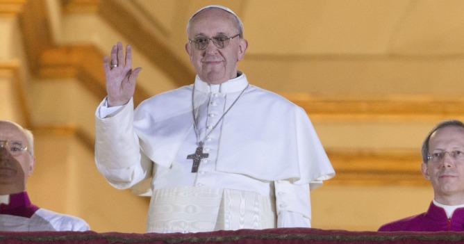 Jorge Mario Bergoglio es el primer papa hispanoamericano y será el papa Francisco