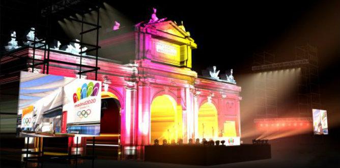 El día 7 de septiembre las marcas de PRISA Radio (Cadena SER, 40 Principales y Cadena DIAL) junto a AS mostrarán su apoyo y compromiso con la candidatura de Madrid 2020