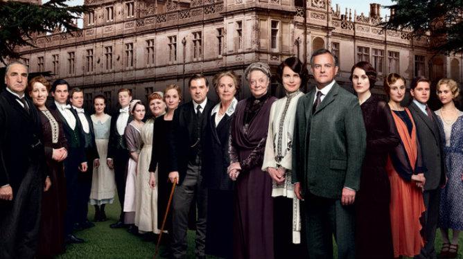 La cuarta temporada de \'Downton Abbey\' se estrena el 22 de ...