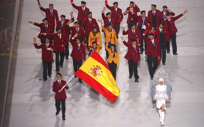 Inaugurados Los Xxii Juegos Olimpicos De Invierno En Sochi