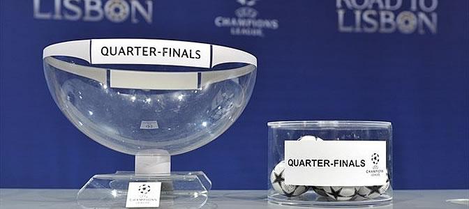 Barcelona-Atlético y Real Madrid-Borussia, en cuartos de la ...