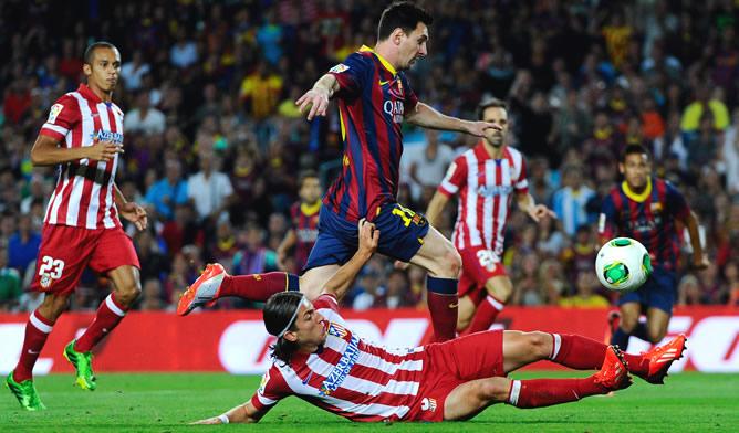 1df8ef5c7be74 Barcelona - Atlético  la Champions busca romper siete meses de igualdad  máxima