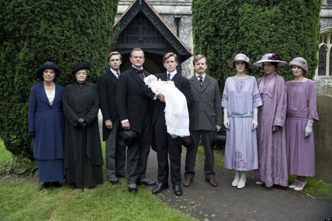 Nova estrena la cuarta temporada de \'Downton Abbey\' | Televisión ...
