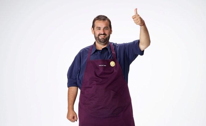 Exceptional David De Jorge Conducirá Un Programa De Cocina En Mediaset Con Martín  Berasategui
