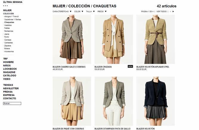 0a03902476c4 Comprar ropa por Internet: una moda creciente | SER Consumidor ...