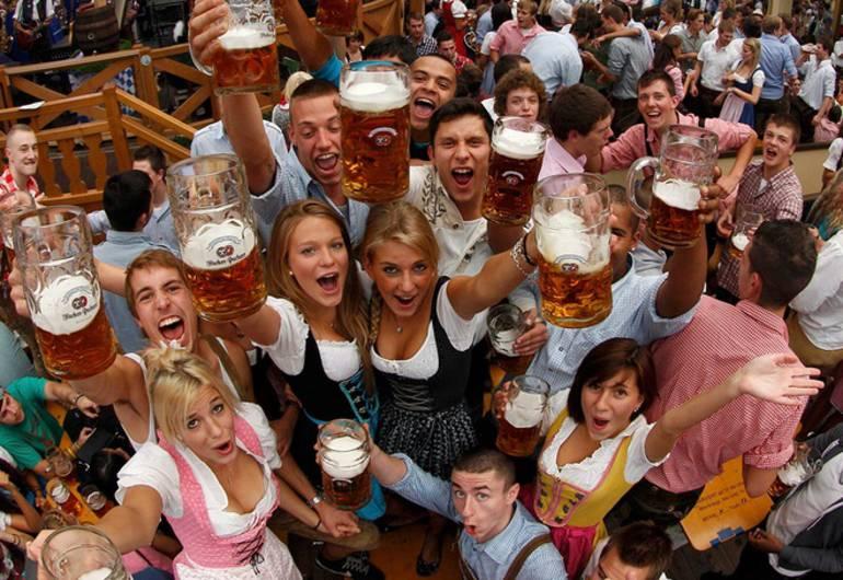 Oktoberfest orgia