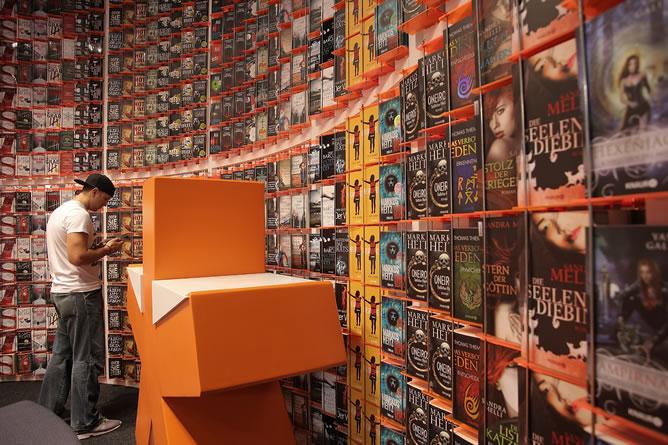 Arranca la Feria del Libro de Frankfurt | Internacional | Cadena SER