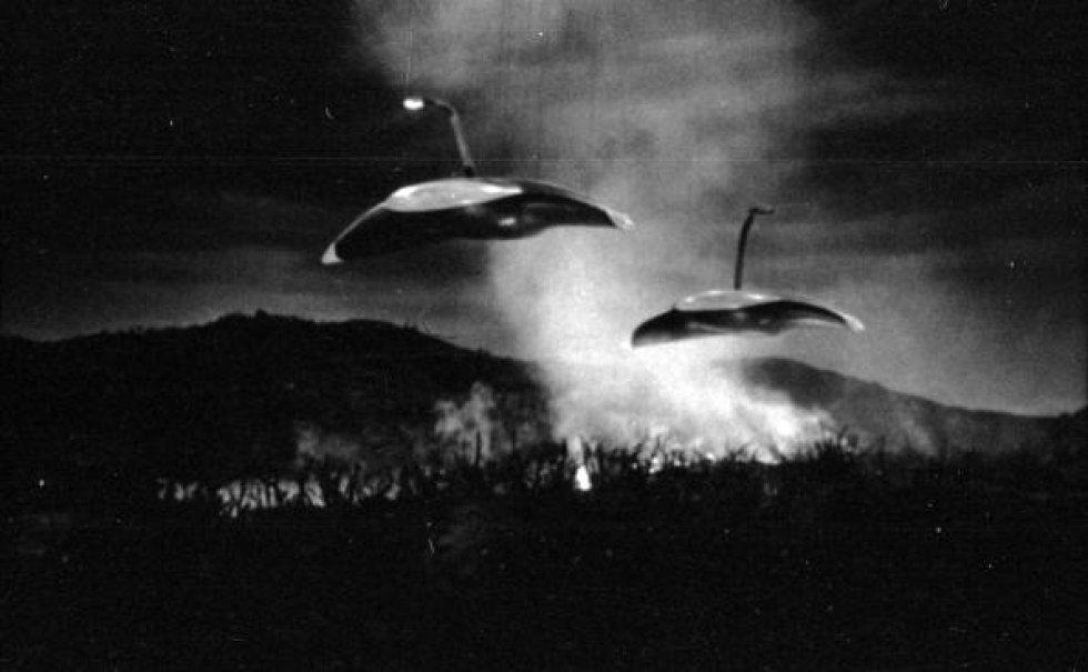 Adaptación cinematográfica de Paramount de la novela 'La guerra de los mundos'