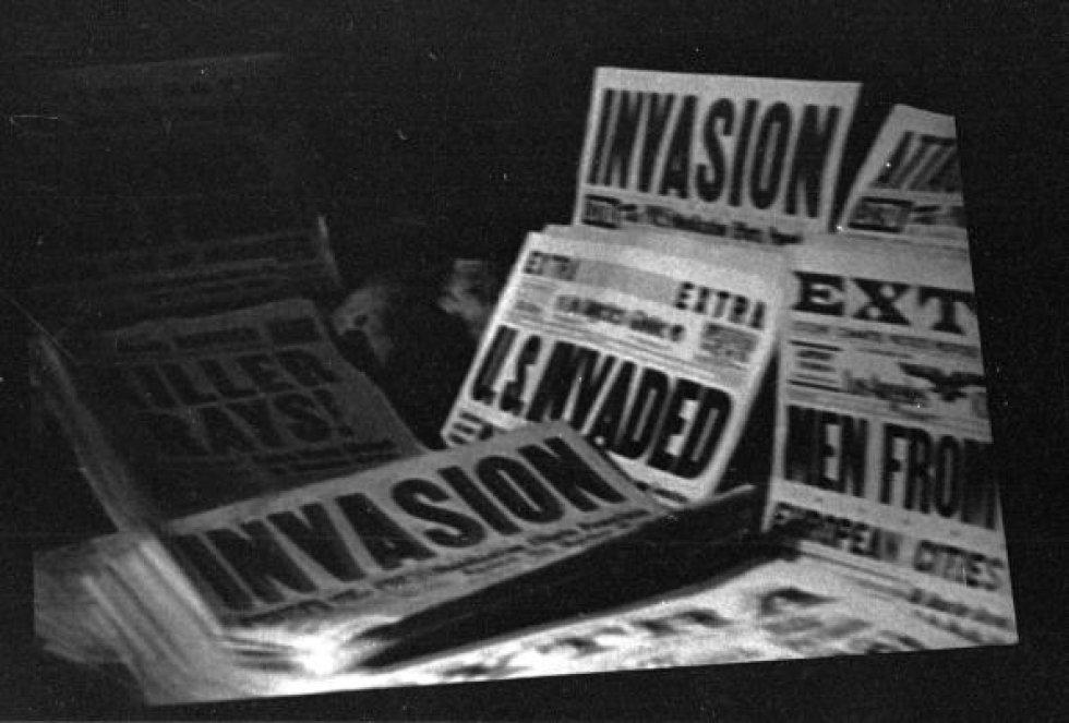 Los periódicos titulan la portada con la polémica emisión radiofónica