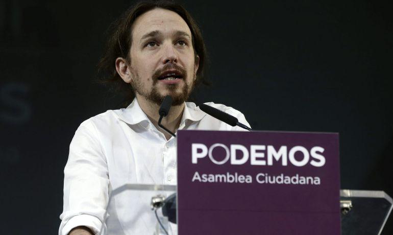 Telemadrid carga contra Pablo Iglesias y Podemos