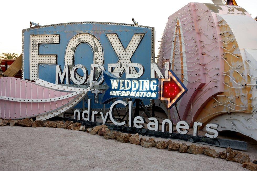 Desde reconocidas marcas como 'Fox' hasta la icónica 'White Chappel' de Las Vegas.