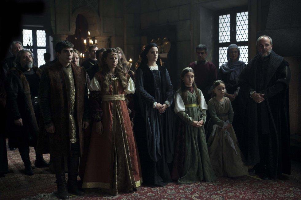 Las 3ª temporada de 'Isabel' en imágenes