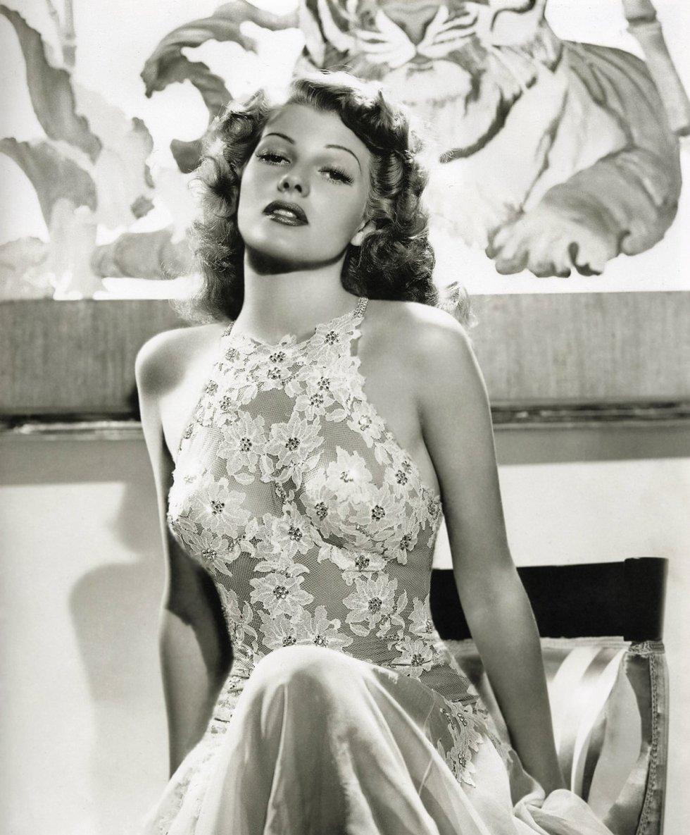 Rita Hayworth en 'Bailando nace el amor' (1942).