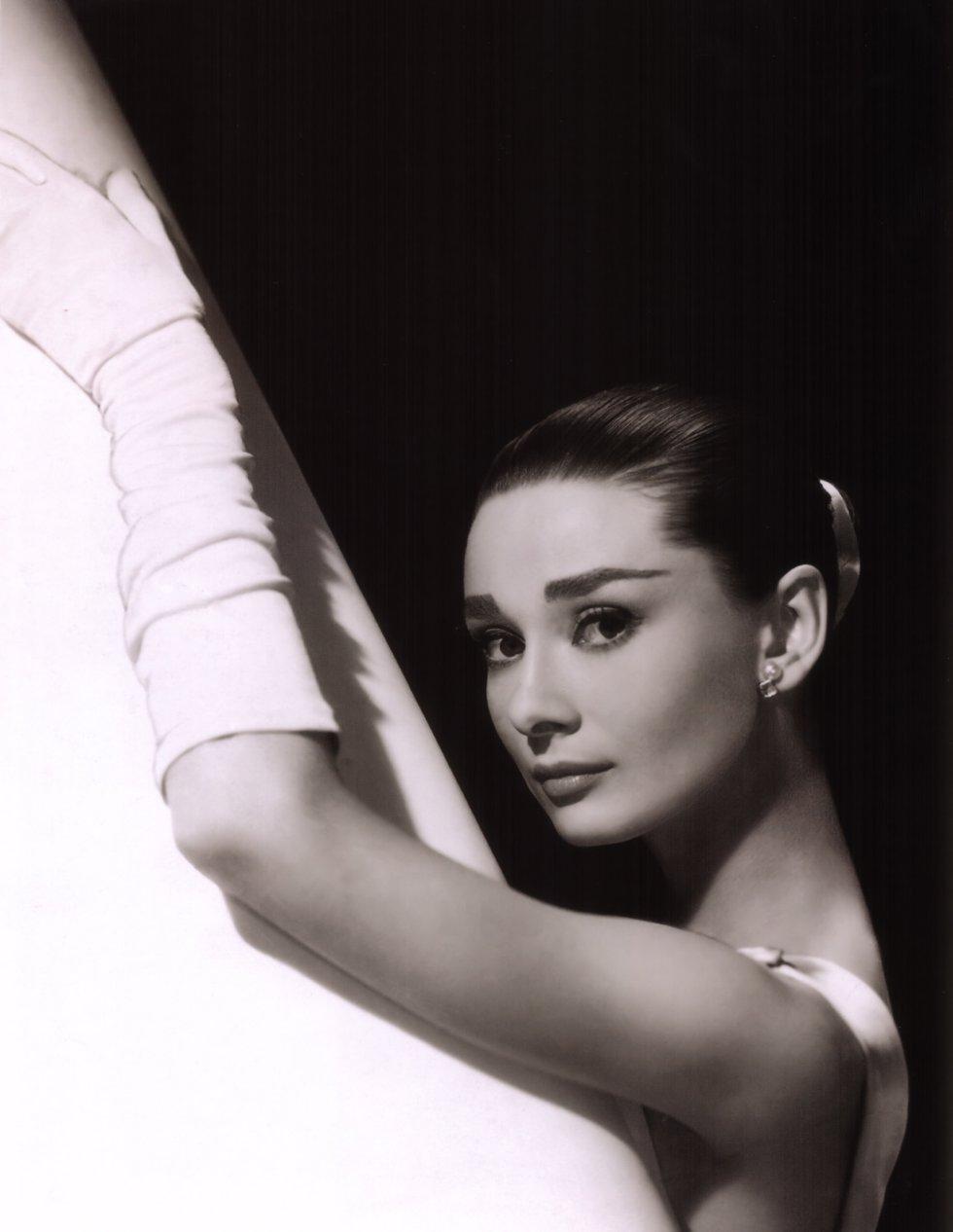 Audrey Hepburn, en 'Desayuno con diamantes' (1961).