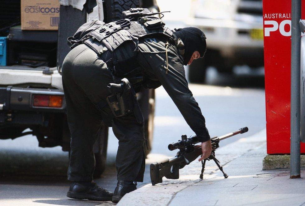Medidas de seguridad tras el secuestro.