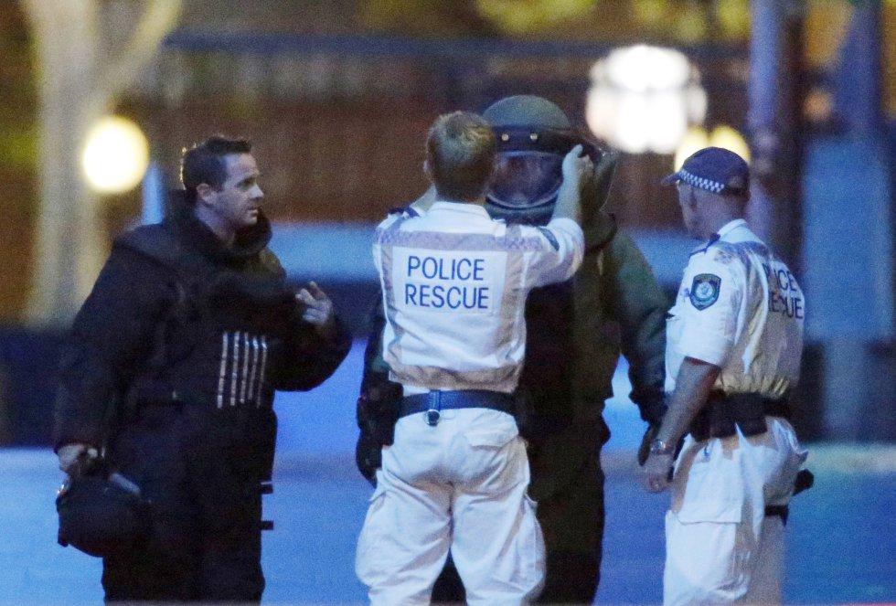 Operación policial para culminar con el secuestro