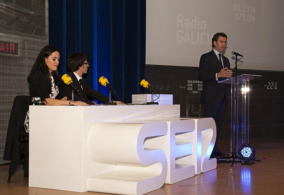 Discurso de Alberto Núñez Feijóo, presidente de la Xunta de Galicia