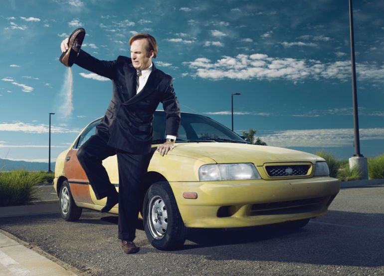 Saul Goodman será Jimmy McGill en 'Better Call Saul'