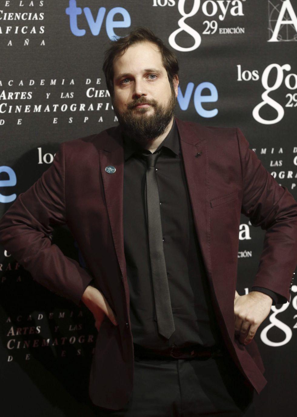 El cineasta Carlos Vermut, nominado a Mejor director por 'Magical Girl'
