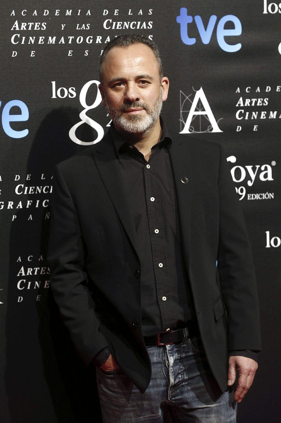 El actor Javier Gutiérrez, nominado a Mejor actor protagonista por 'La isla mínima'