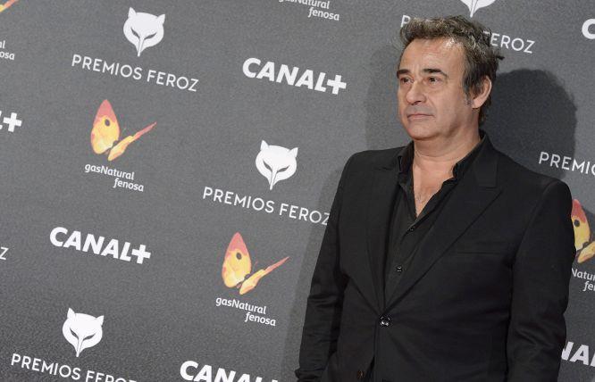 Eduard Fernandez, posa a su llegada al Gran Teatro Ruedo de Las Ventas