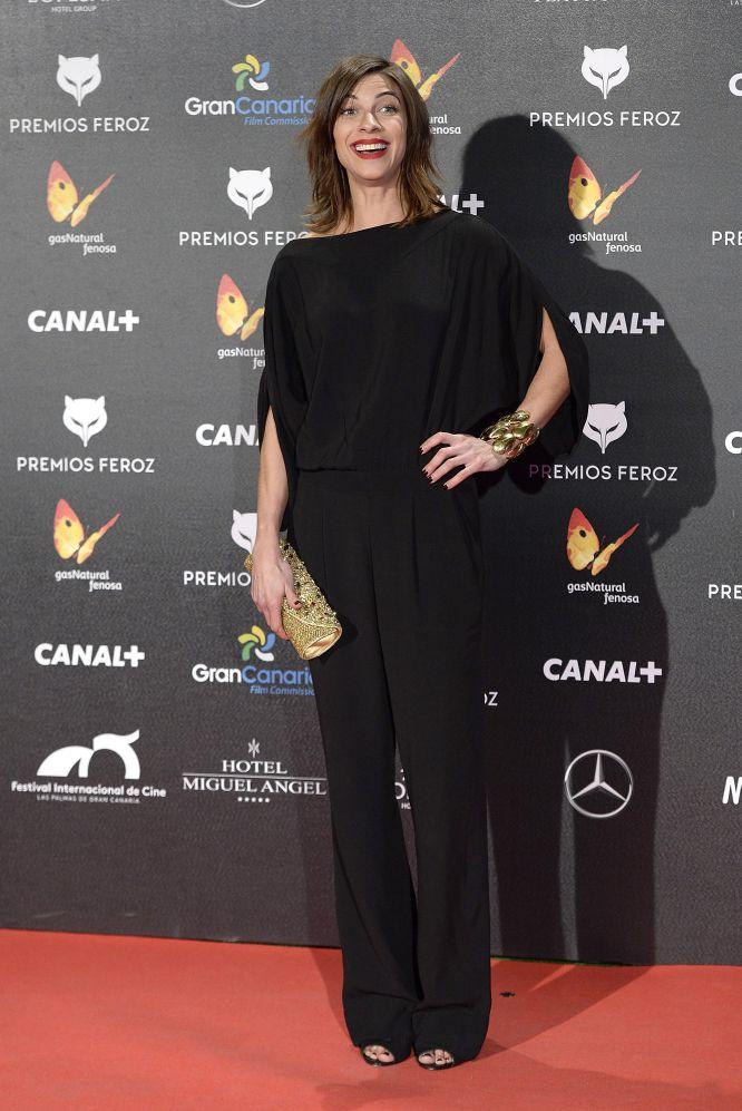 La actriz Natalia Tena se sube a la moda de los monos