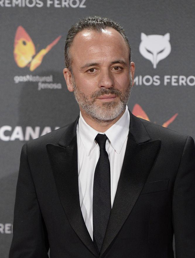 Javier Gutiérrez, el otro protagonista de 'La isla mínima', la película favorita de la noche