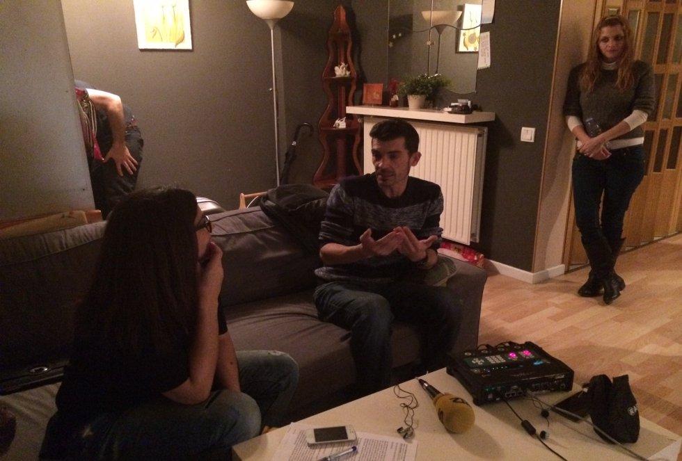 La vivienda social en la que vive Fernando Encinas desde hace 10 años ha sido vendida por el Ayuntamiento de Madrid a un fondo buitre que ahora le desahucia.