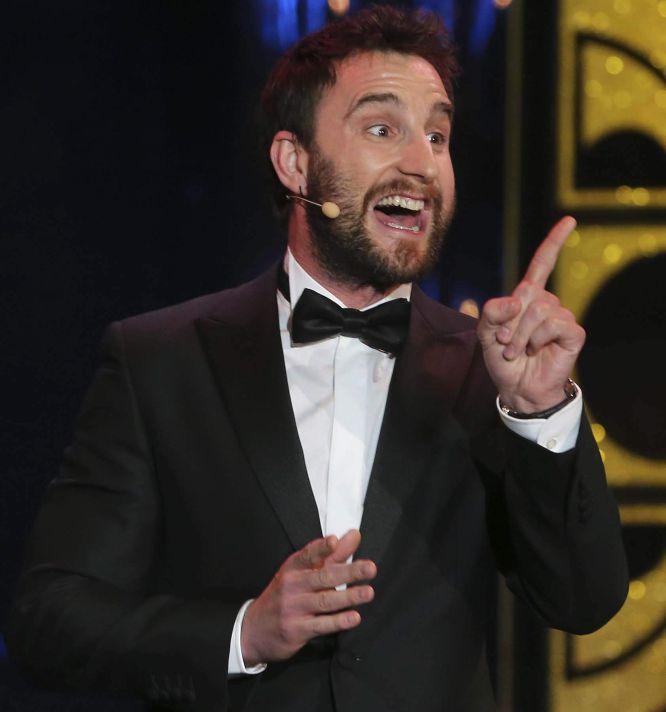 Dani Rovira, presentador de los Goya 2015