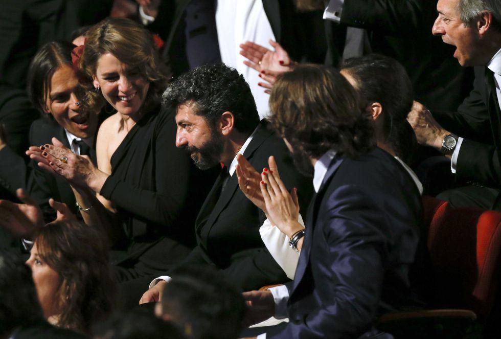 Alberto Rodriguez, ganador del Goya a mejor dirección por 'La Isla Mínima'