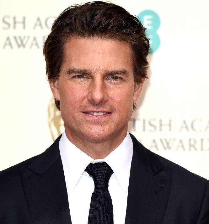 Tom Cruise, entre los invitados a los Bafta