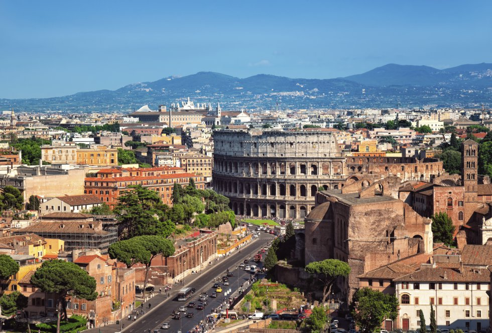Una de las ciudades más antiguas del mundo ha conseguido alcanzar la primera posición de este ranking. Sus monumentos milenarios y sus enormes plazas y fuentes, tienen gran culpa de ello.