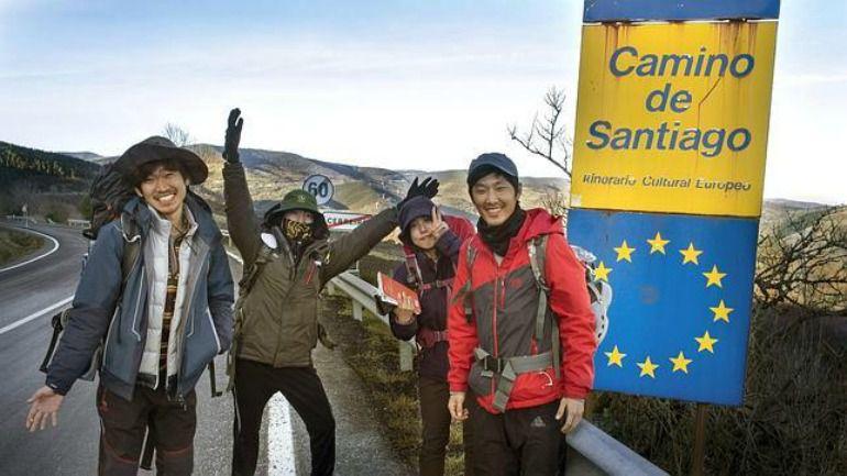Los Coreanos Adictos Al Camino De Santiago España Cadena Ser