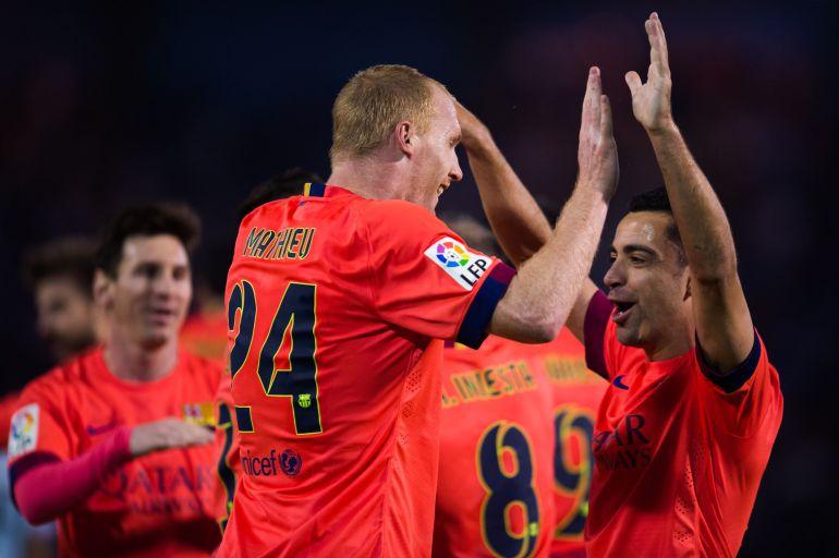 Celta 0 Barcelona 1: Xavi mantiene firme al Barça | Últimas ...
